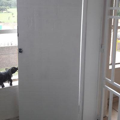 Faux Wooden Panel Door Paint Technique Diy Crafty Corner