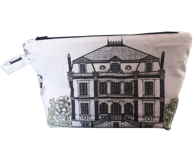 fabric make up bags
