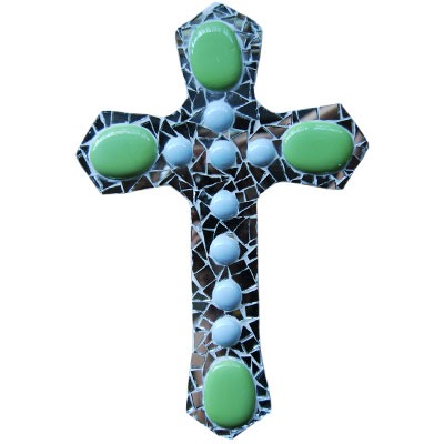 green mosaic cross complete claimed that the sex video